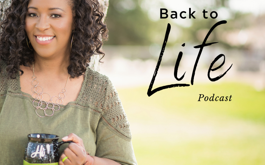 Introducing Season 2 of the Back to Life Podcast: The Storytellers Series