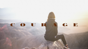 Be Courageous-March News Top